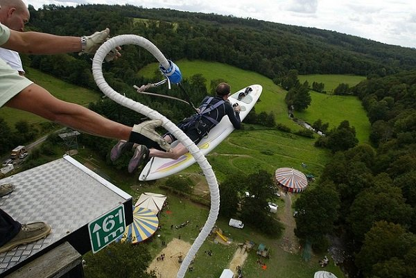 Of Europes Best Bungee Jumps HostelsClubcom - Take the plunge 8 best places in the world to bungee jump