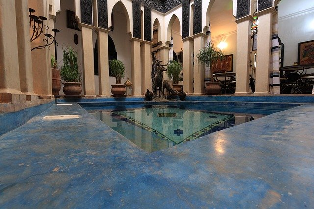 Experience a stay in a riad