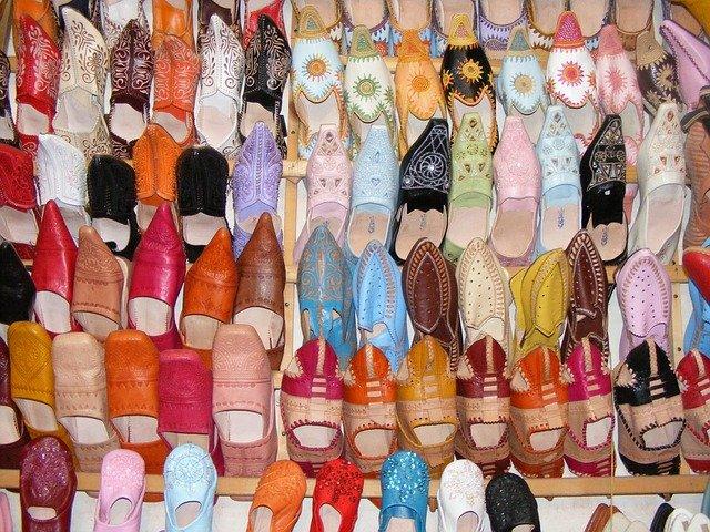 Souks shopping is a must in Marrakech