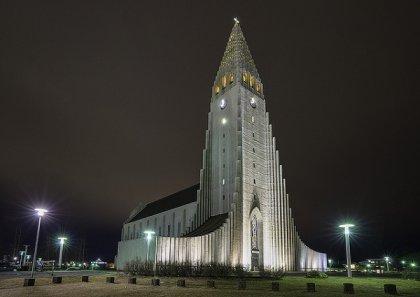 Reykjavik Christmas