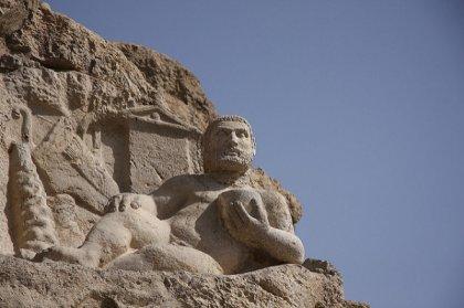Iran desert