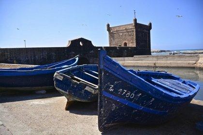 Essaouira Boote