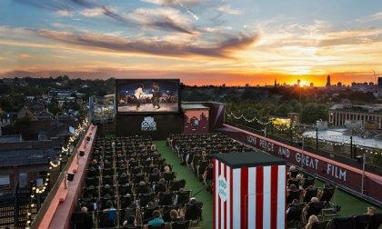 Rooftop Cinema Club