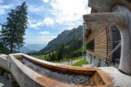 Fontana in Svizzera