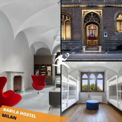 Babila Hostel in Milan