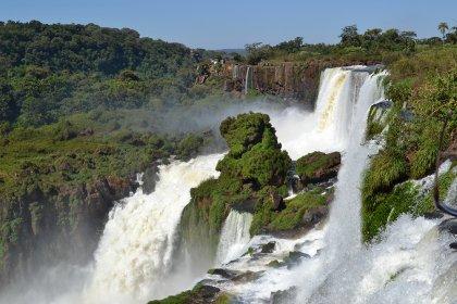 Waterfalls of Iguaçu - Argentinian side
