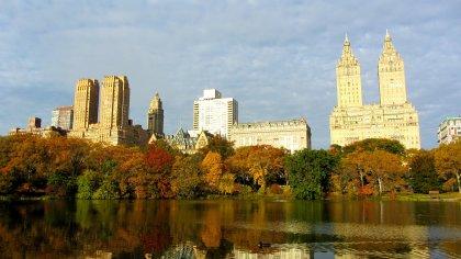 Central Park, il polmone verde di Manhattan