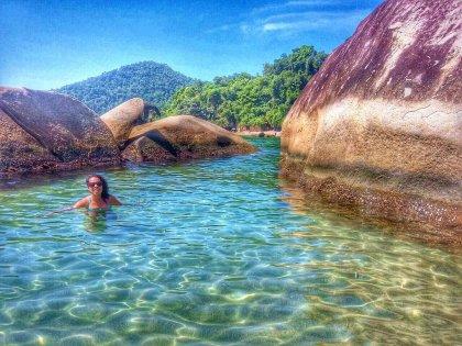 Praia Secreta - Angra dos Reis