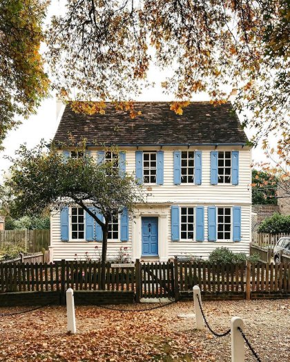 A beautiful house in Dulwich Village