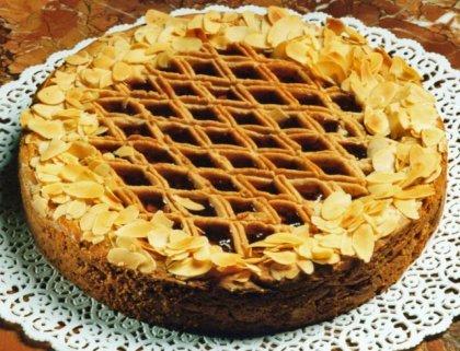 Le gâteau Linzer