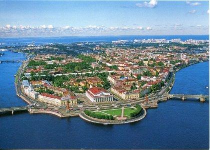 L'île Vassilievski