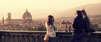 Breathtaking view on Florence City Center