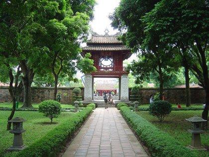 Il Tempio della Letteratura