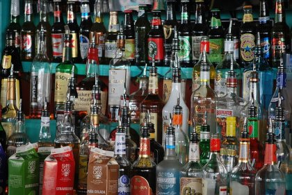 You can enjoy a wide variety of drinks in Kraków!