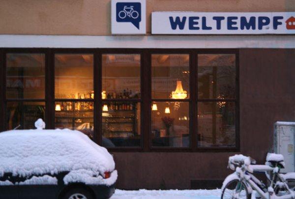 Auberge Weltempfänger  & Café