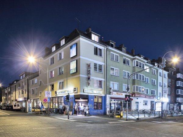 Weltempfänger Hostel and Café