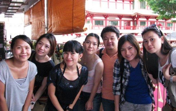 Auberge ServiceWorld Chinatown