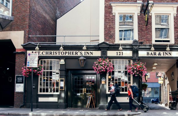 St Christopher's Inn London Bridge