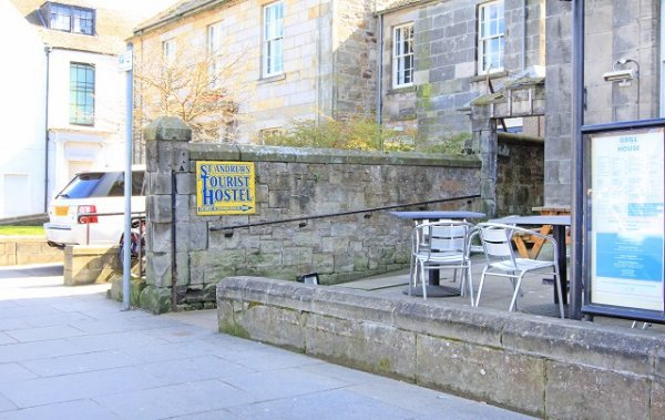 Auberge St Andrews Tourist