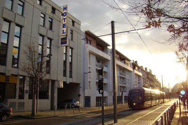 Hotel Stars Bordeaux Gare