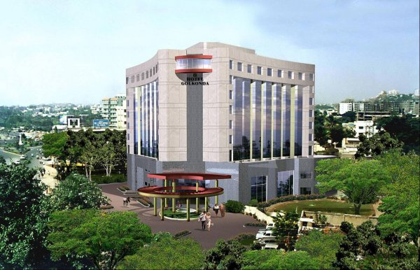The Golkonda Hyderabad