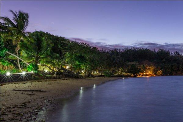 The Funky Fish Beach Resort