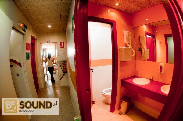 Hostal Be Sound  Barcelona
