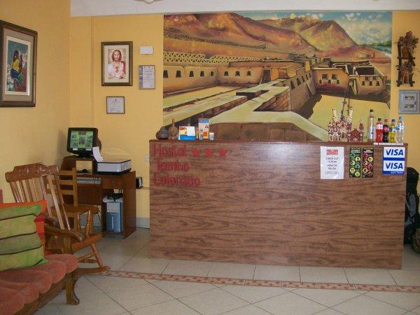 Hostal Tambo Colorado