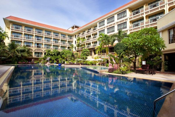 Prince D'Angkor Hotel and Spa