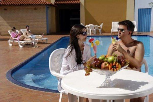 Águas do Iguaçu Hotel Centro