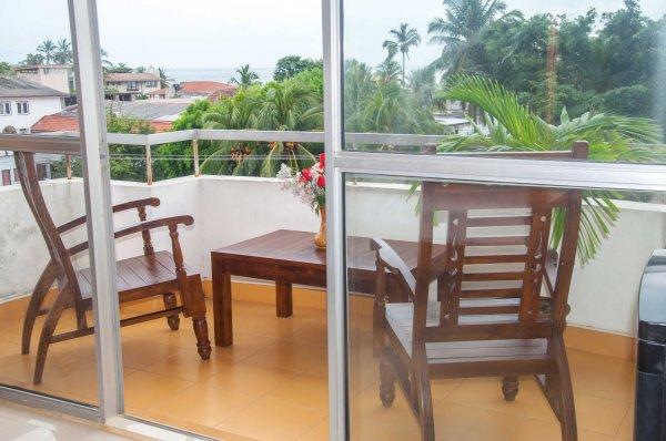 Marine tourist guest house @ negombo beach