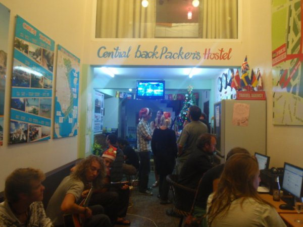 Auberge Central Backpackers