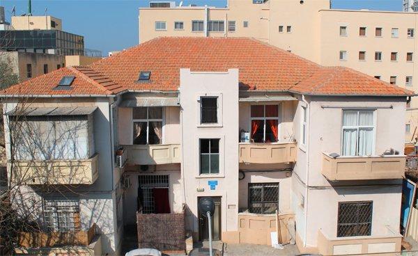 Hostal Chef  Montefiore Tel Aviv