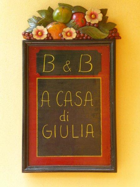 B&B A Casa di Giulia
