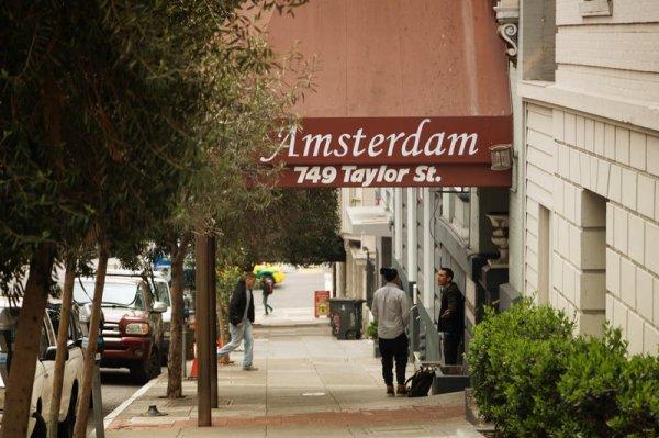 Amsterdam San Francisco Hostel