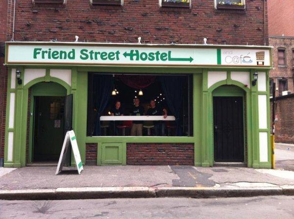 Hostal Friend Street