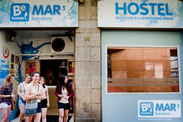 Auberge Barcelona Be Mar