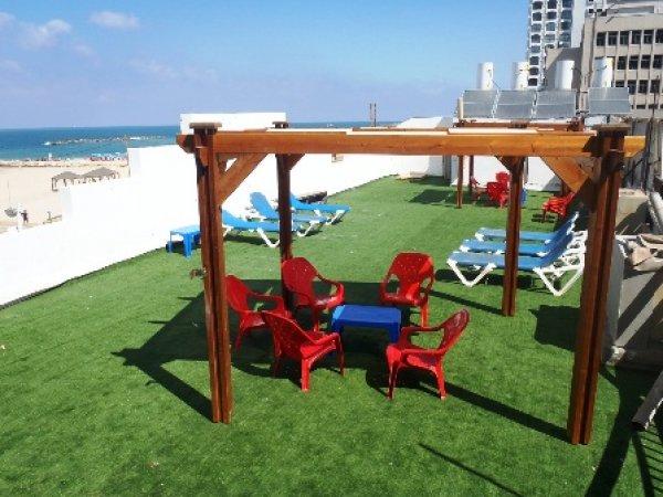 Auberge Tel Aviv Beachfront