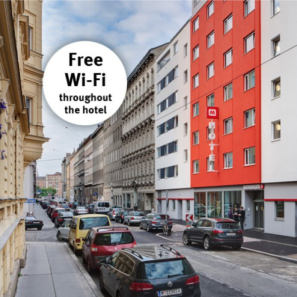 MEININGER Wien Downtown Franz