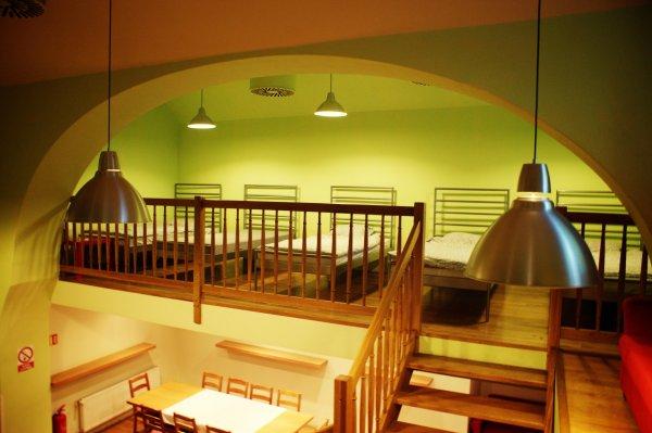 Hostel Stary Pivovar