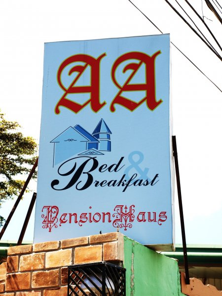 AA Bed and Breakfast Pension House