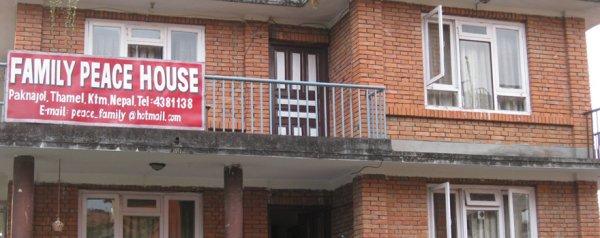 Family Peace House