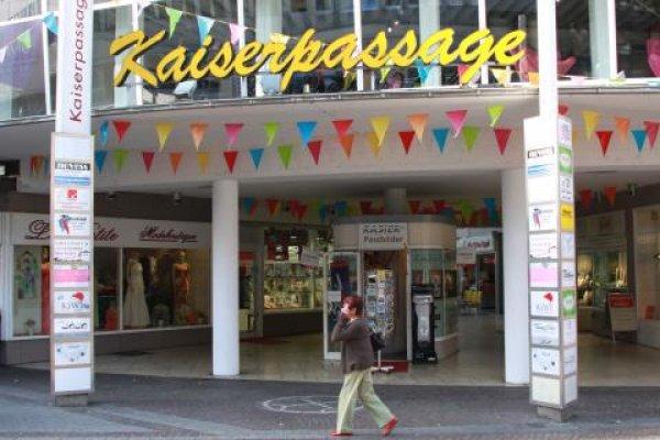 Gästehaus Kaiserpassage