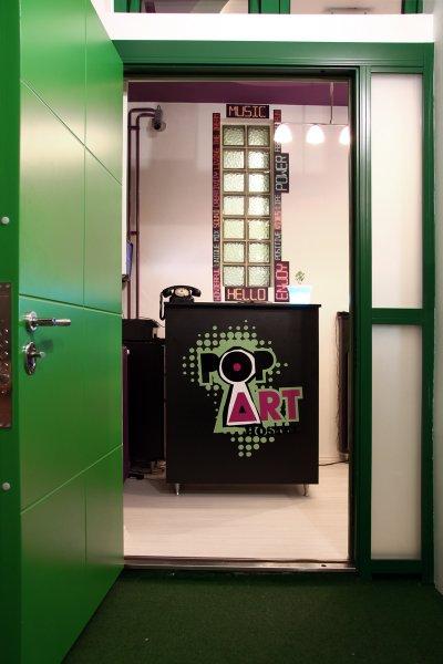 Auberge Pop Art