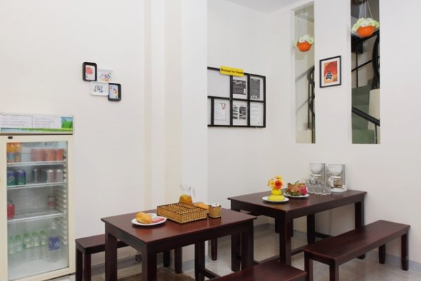 Hostal Saigon Backpackers  @ Cong Quynh