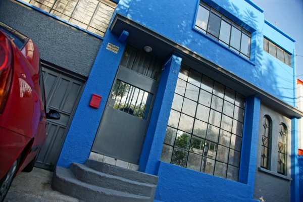 Blue Pepper Hostel Chapultepec