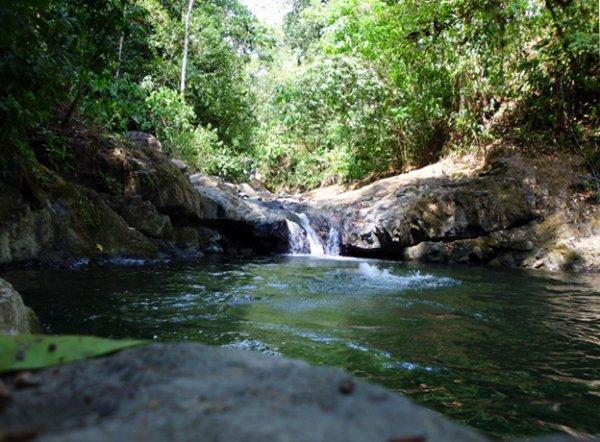 Cascada Verde