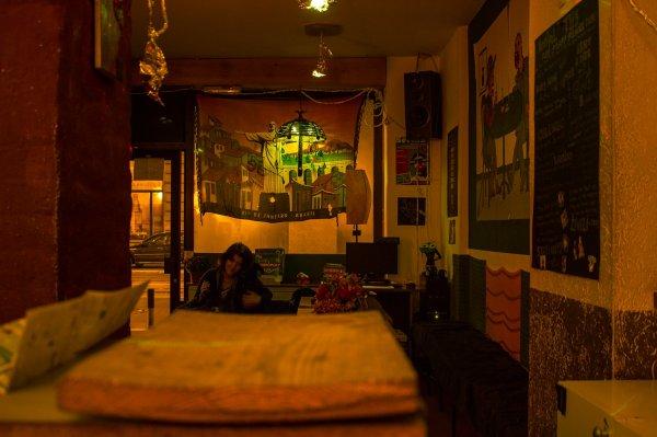 Green Studio Lounge