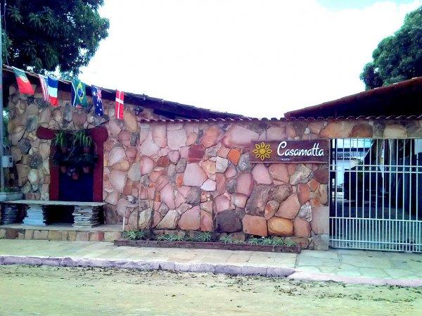Hostal Casamatta