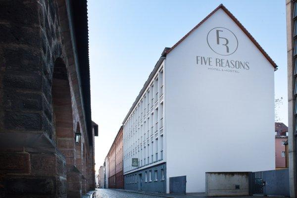 Five Reasons Hostel